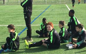 Match U10/U11 contre Brunoy